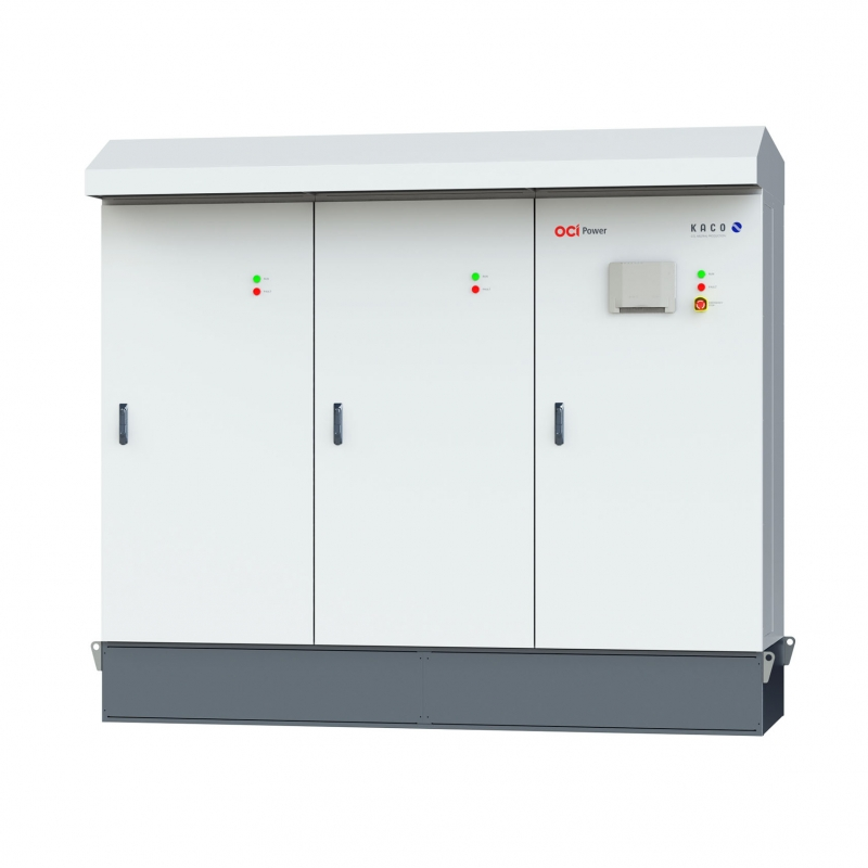 2MW급 인버터 옥외형 (1500V)